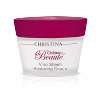 CHRISTINA Chateau De Beaute Vino Sheen Restoring Cream 50ml