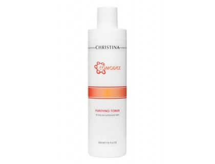 Очищающий тоник - Christina Comodex Purifying Toner For Oily And Problematic Skin 300ml