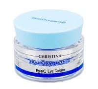 CHRISTINA FluorOxygen+C EyeC Eye Cream 30ml