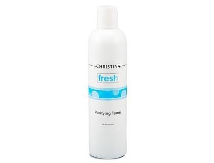 Очищающий тоник для нормальной кожи