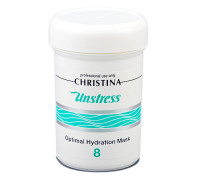 CHRISTINA Unstress Optimal Hydration Mask (Step 8) 250ml