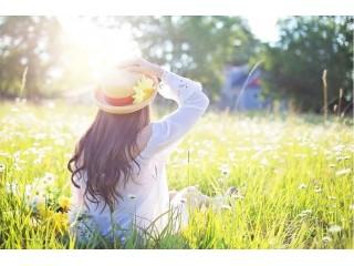 Уход за кожей лица и тела весной