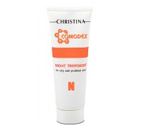 CHRISTINA Comodex N Night Treatment for Oily and Problematic skin 50ml