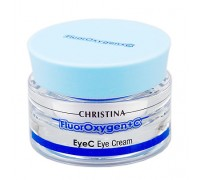 CHRISTINA FluorOxygen+C EyeC Eye Cream 30ml