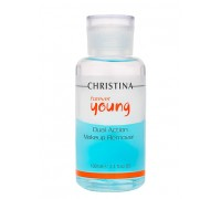 CHRISTINA Forever Young Dual Action Makeup Remover 100ml