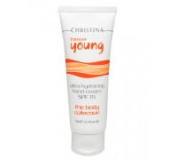 CHRISTINA Forever Young Ultra Hydrating Hand Cream SPF 15 75ml