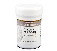 CHRISTINA Porcelan Mask Astringent for Oily & Acne prone skin 250ml