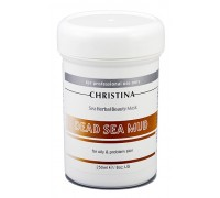 CHRISTINA Sea Herbal Beauty Dead Sea Mud Mask for Oily&Problem skin 250ml