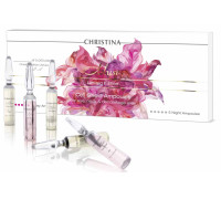 CHRISTINA Muse Cell Shield Ampoules Kit/Set 10x2ml - 5 Day & 5 Night